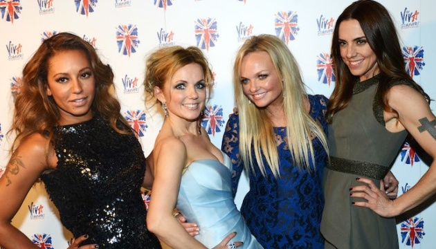Spice Girls собрались в турне без Виктории Бекхэм