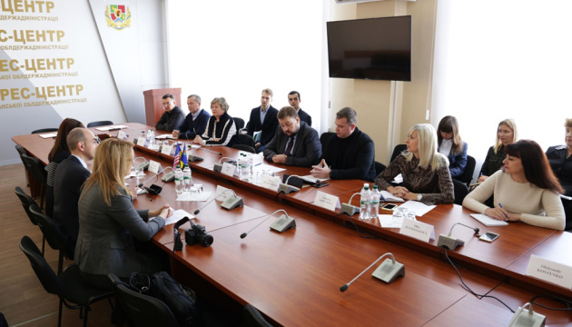New project supported by USAID contributes to economic development of Luhansk region