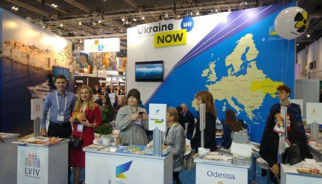 Ukraine nimmt an einer der größten touristischen Ausstellungen der Welt teil