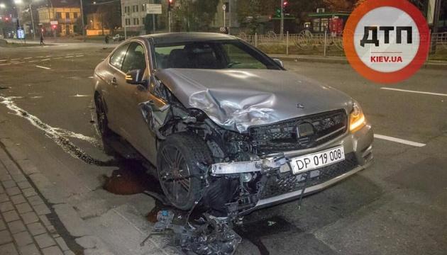 У центрі Києва в ДТП потрапив грецький дипломат - ЗМІ