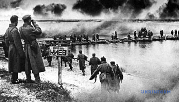 Kyiv celebra el 75º aniversario de la liberación de los invasores nazis