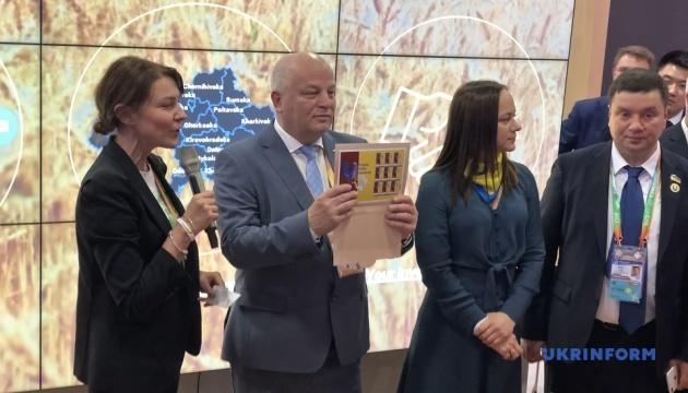 Украина демонстрирует в Шанхае новейшие достижения - Кубив