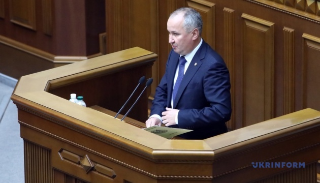 SBU chief asks residents of Donbas not to vote in 'elections'