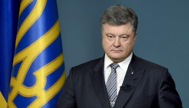 Poroshenko viaja a Finlandia para el congreso del PPE