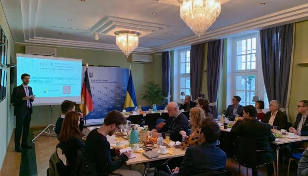 Германия — одна из основных целей кремлевской  пропаганды