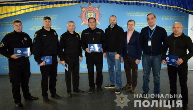 Поліція з ПРООН та соціологами впроваджує нову взаємодію з громадами на Донеччині