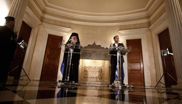 Уряд і церква Греції домовилися про статус