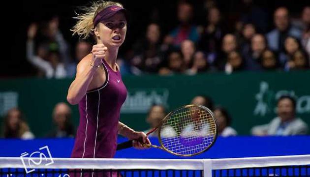 Элина Свитолина претендует на звание лучшей теннисистки мира в октябре