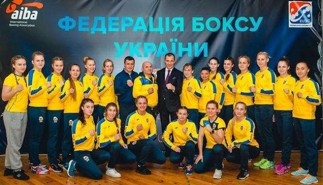10 представительниц украинского бокса выступят на чемпионате мира в Индии