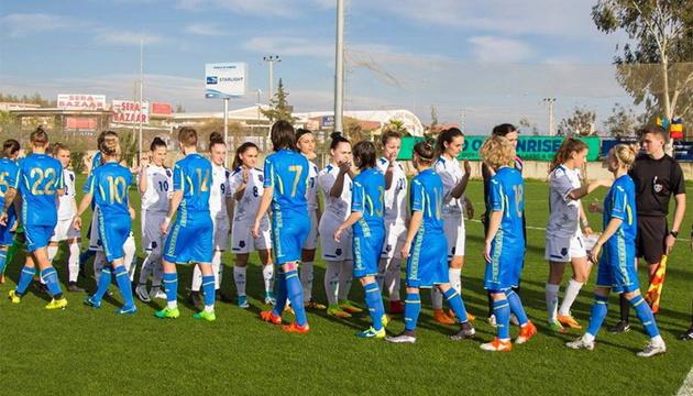 Футбол: женская сборная Украины начала подготовку к спаррингам с Косово