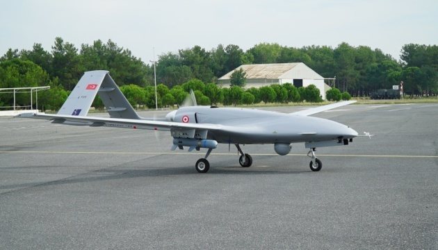 ウクライナ、トルコから無人戦闘攻撃機を購入する