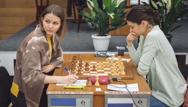 Анна Музычук вышла в 1/8 финала чемпионата мира по шахматам