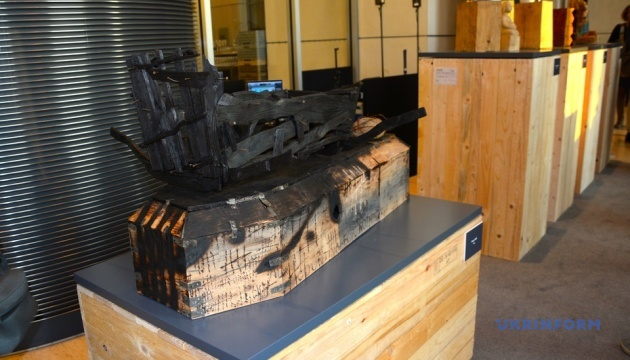 У Бундестазі на відкритті виставки про Першу світову нагадали про війну в Україні