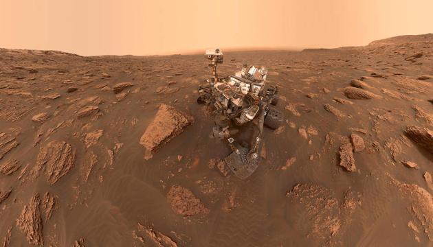 Curiosity знайшов сліди мегаповеней на Марсі
