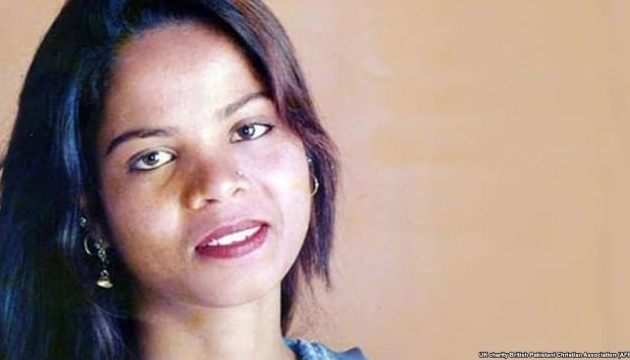 Оправданная в Пакистане христианка освобождена и перевезена в безопасное место