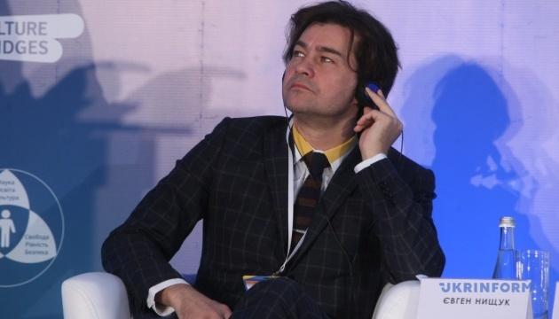 Нищук заявляет, что средств на развитие украинского кино достаточно