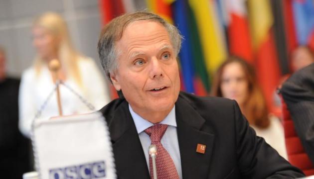 """El presidente de la OSCE condena las próximas """"elecciones"""" en Donbás ocupado"""
