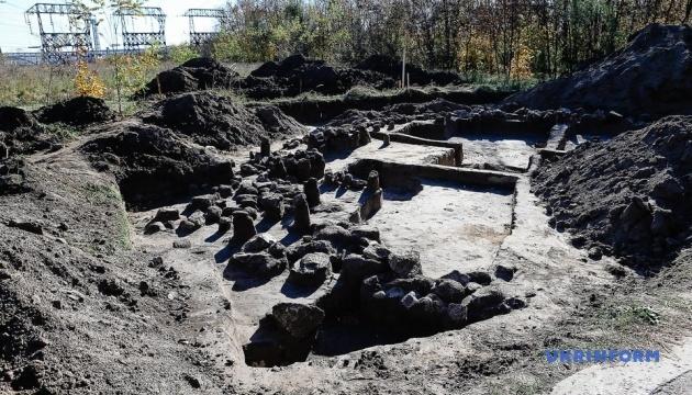 На Хортице нашли погребения IV века до нашей эры