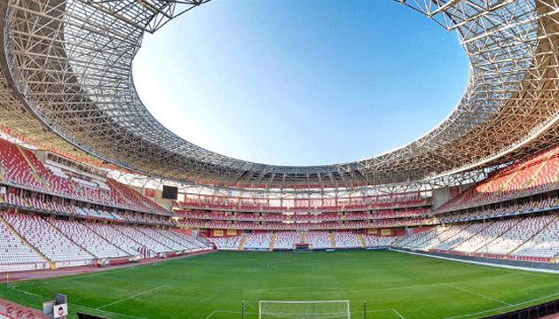 Сборная Украины в пятый раз в истории сыграет против Турции на поле соперника