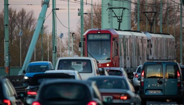 Еще два немецких города вводят ограничения на въезд дизельным авто