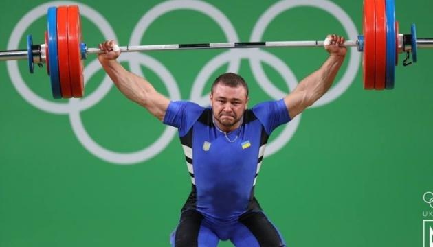 Дмитрий Чумак - серебряный призер чемпионата мира по тяжелой атлетике