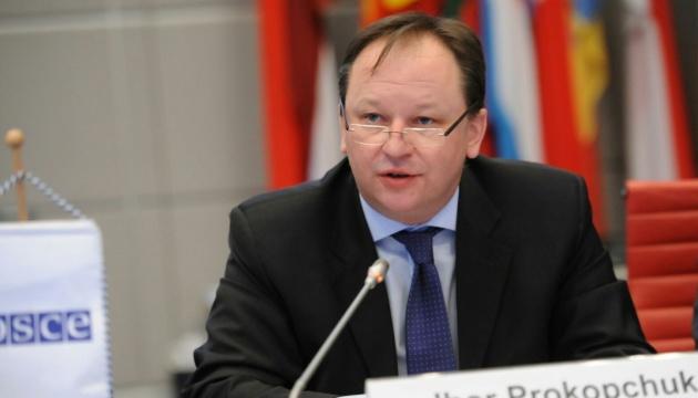 Звільнення заручників: Україна нагадала Росії в ОБСЄ про формулу