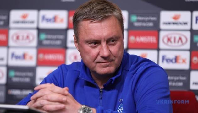 Хацкевич: Не буду нікого відзначати, похвалю всю команду
