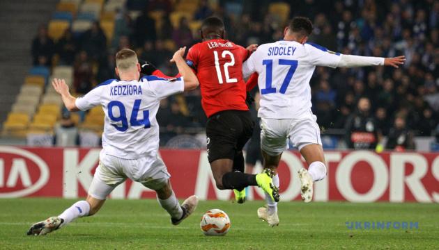 Dynamo Kyiv beats Rennes 3-1 in Europa League