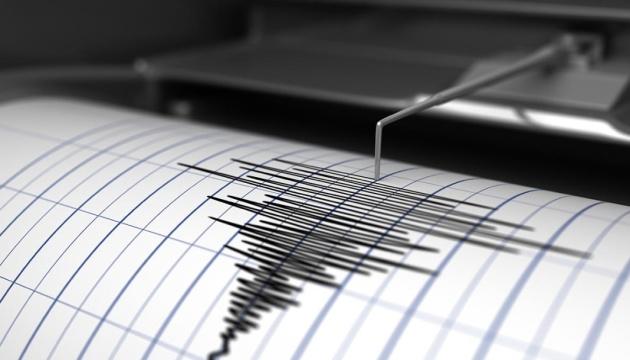 Біля узбережжя Мексики стався землетрус