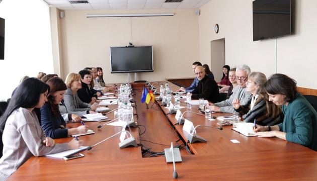Оценочная миссия немецкого общества GIZ посетила Луганщину
