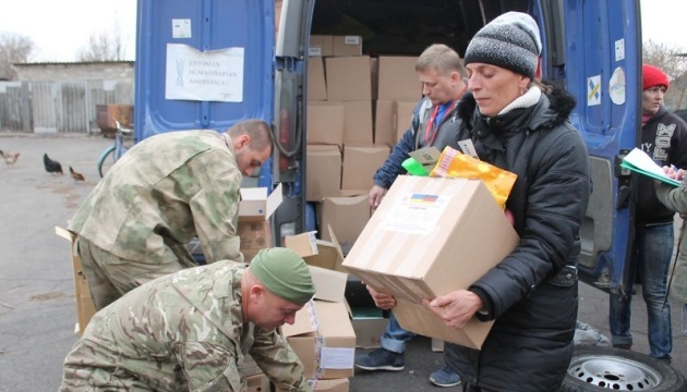 U.S. in OSCE: 3.4 mln Ukrainian citizens require humanitarian aid