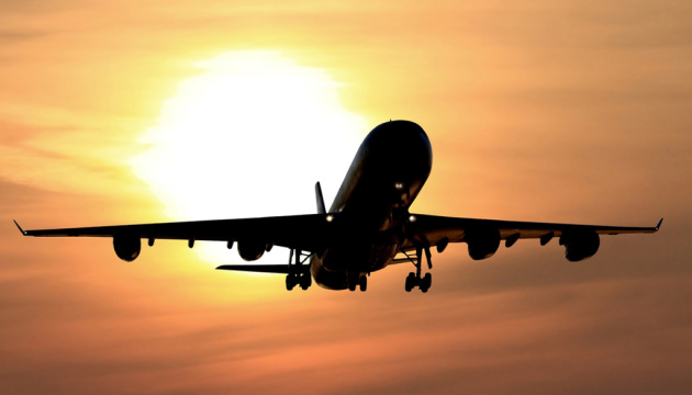 Infrastructure Ministry names most punctual Ukrainian airlines in October