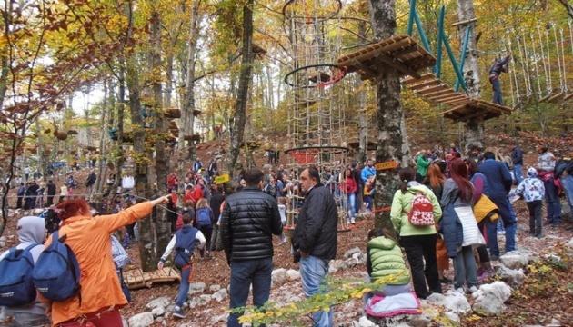 Новий пригодницький парк у Чорногорії буде безкоштовним