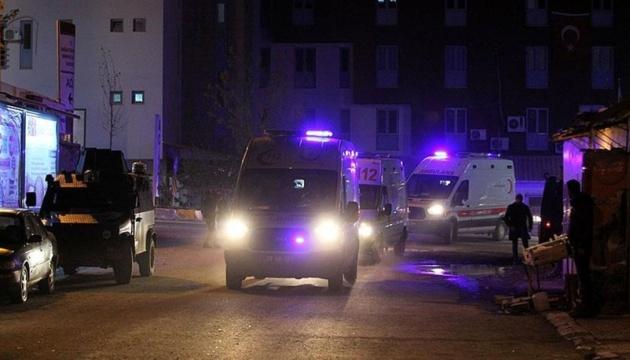 На военной базе в Турции произошел масштабный взрыв, 25 раненых
