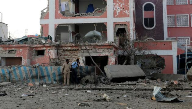 США нанесли авиаудар в Сомали, убиты девять боевиков