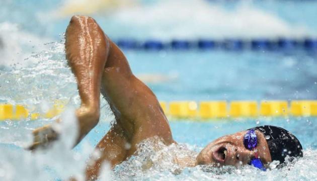 Романчук виграв етап Кубка світу з плавання в Токіо