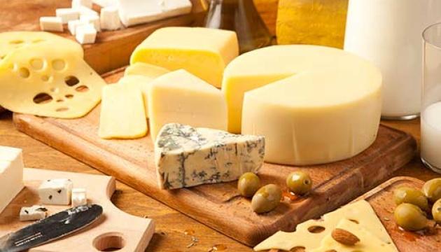 Ucrania aumenta las importaciones de queso un 10%