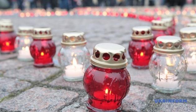 В Киеве почтили павших за независимость поляков