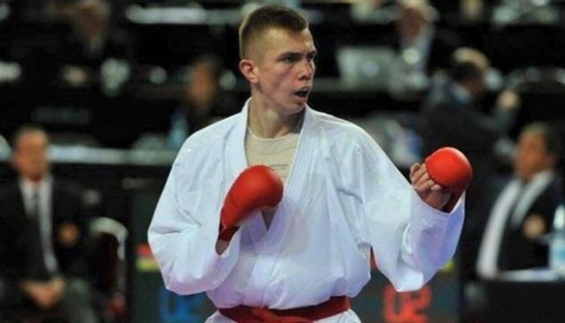Валерий Чеботарь - серебряный призер чемпионата мира по каратэ