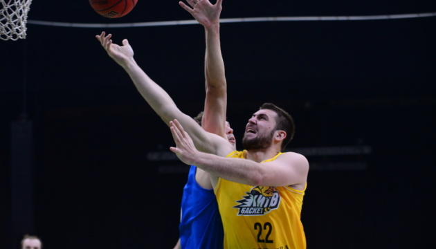 «Киев-Баскет» в овертайме победил «Одессу»