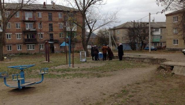安い食料品に捏造投票率:ウクライナ保安庁、ドンバス被占領地「偽選挙」の様子を説明