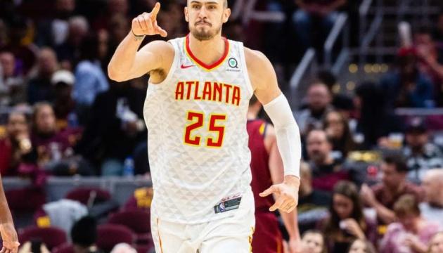 НБА: Дабл-дабл Леня не врятував «Атланту» від поразки в матчі з «Лейкерс»