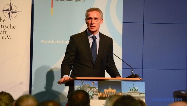 Keine NATO-Atomwaffen in Europa - Stoltenberg
