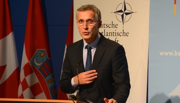 Stoltenberg: Russia wants to use annexation of Crimea to control Sea of Azov