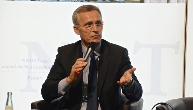 Stoltenberg : La Russie veut utiliser l'annexion de la Crimée pour contrôler la mer d'Azov