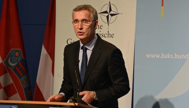 Столтенберг підтвердив рішуче засудження агресії Росії проти України
