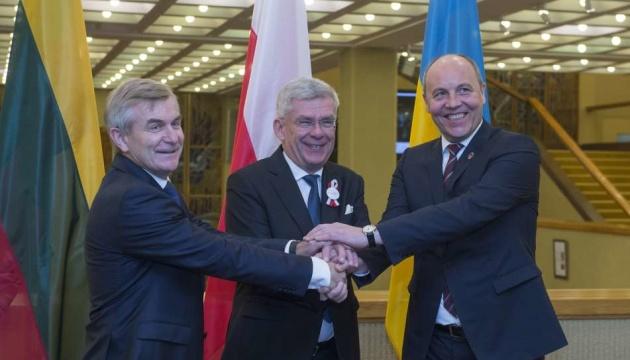 Парубий рассчитывает, что до 2027 года будет готов план по вступлению Украины в ЕС