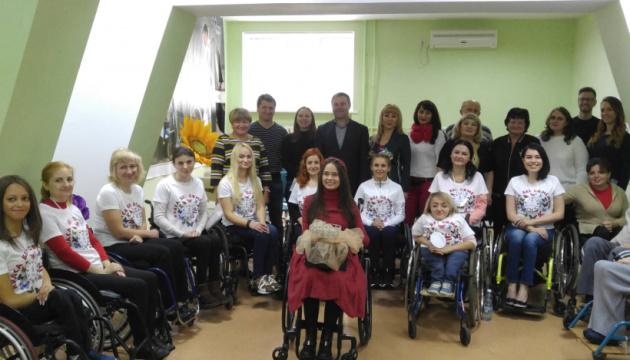 Краса без обмежень: у Краматорську проходить конкурс для дівчат з інвалідністю