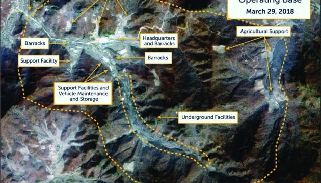 США виявили більше десятка прихованих ракетних баз в Північній Кореї