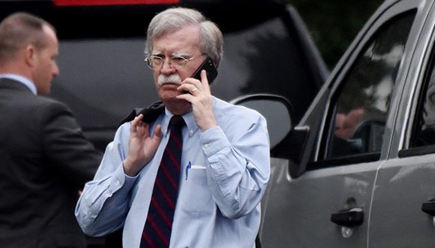 Імпічмент для Трампа: адвокати Болтона домовляються про свідчення — CNN